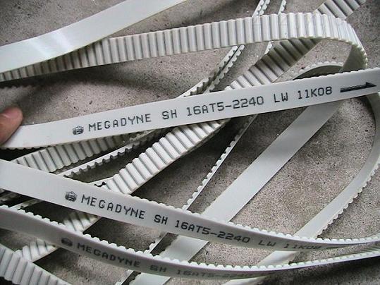 原装进口 CONTITECH提升带、汽车厂专用皮带