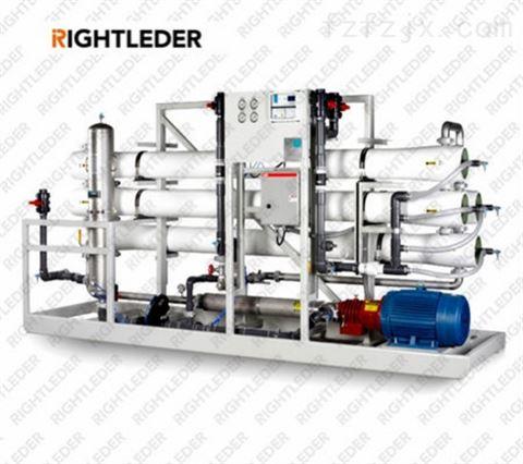 船用蒸发系统海水淡化设备